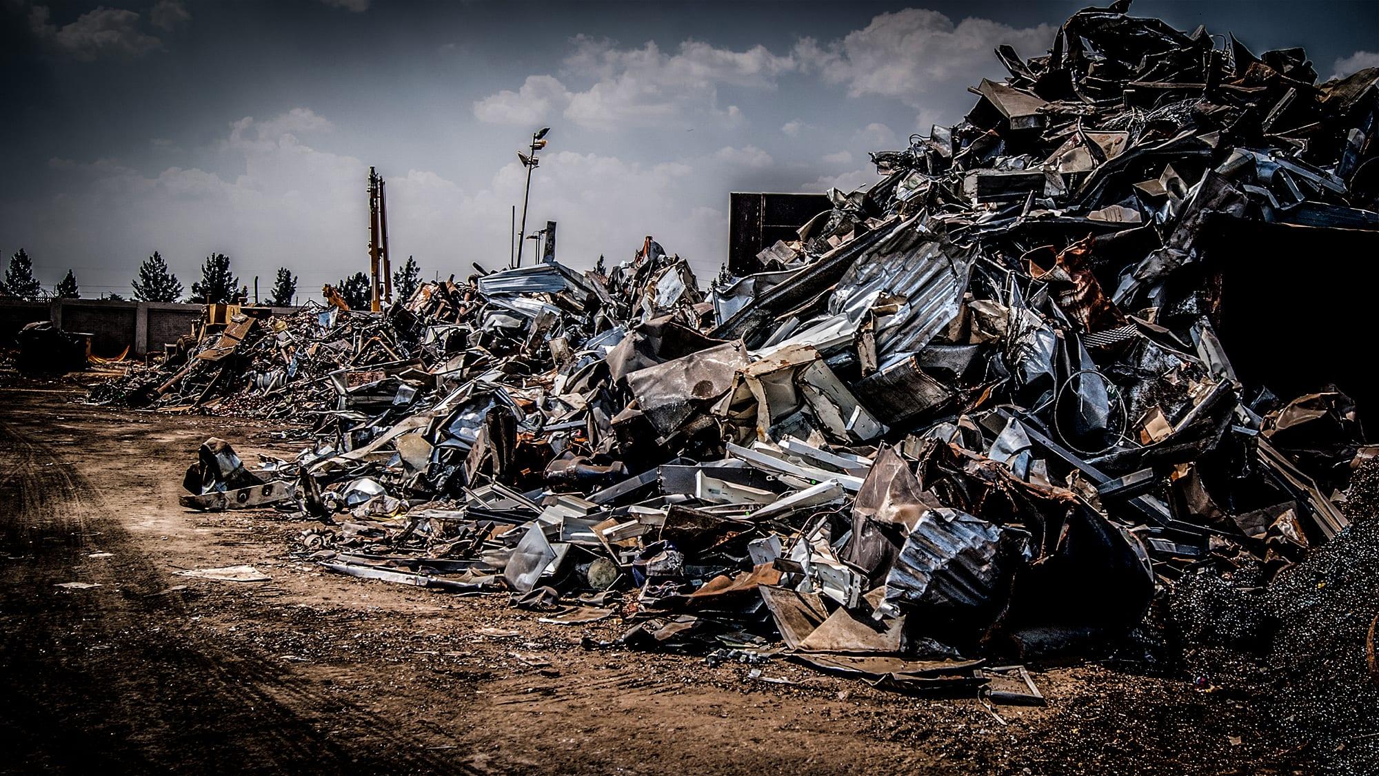 metal-scrapyard