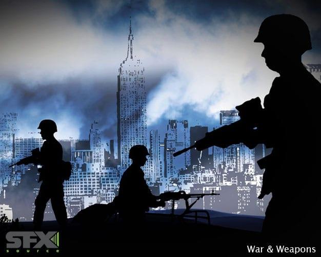 SFXsource_War&Weapons