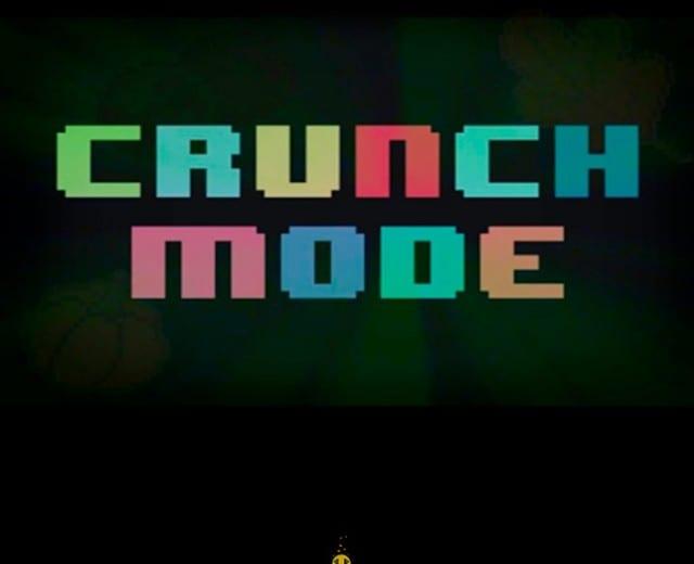 crunch-mode