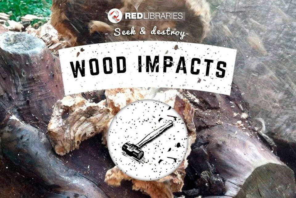 Wood Impacts avec Logo Red v3