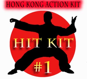 Honk Kong Action Kit - Hit Kit #1