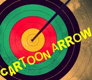 Cartoon Arrow Sound Pack 01 300x270