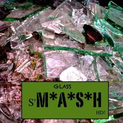 Glass Smash - Square