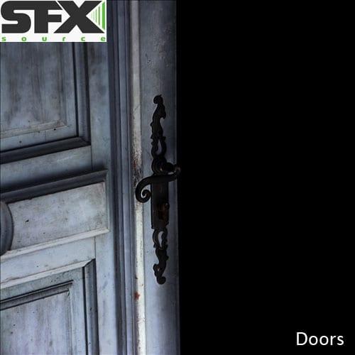 SFXsource_Doors