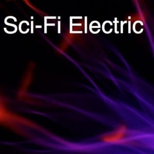 Sci-Fi Electric - Square