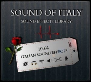 Sound of Italy sound effects
