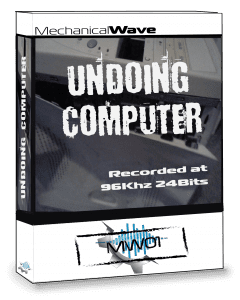 Undoing Computer Cover Re