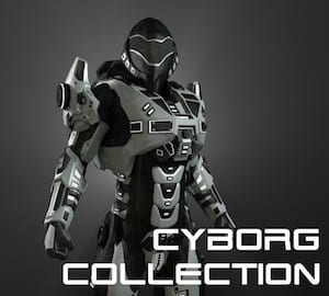 Cyborg Collection copy