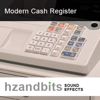 Cash Register Sound Effects Library