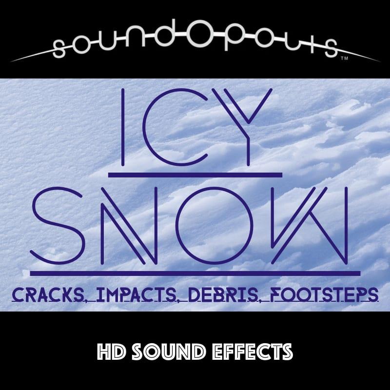 Icy Snow Square 800x800