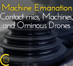 Machine Emanation Sonnis Art