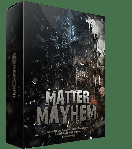 Matter Mayhem Box Art 2