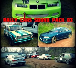 Rally Cars Sound Pack 03 300x270