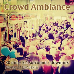 Crowd Atmos