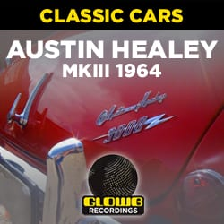 AUSTIN HEALEY MKIII 1964 - SOUND EFFECTS