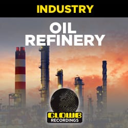 OIL REFINERY - SOUND EFFECTS