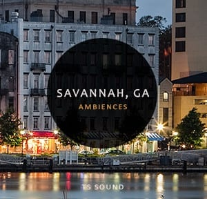 savannah-ambiences