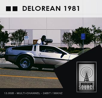 DeLorean Sound Effects