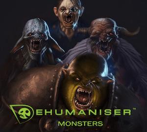 Dehumanisesr Monsters small