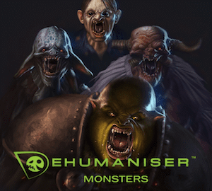 Dehumanisesr Monsters small