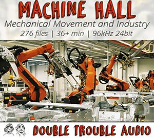 Machine Hall soniss