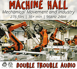 Machine Hall soniss