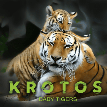 Tiger and Baby_title_krotos