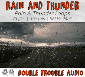 DTA - Rain and Thunder_sonniss