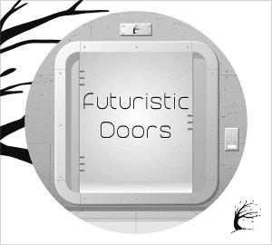 Futuristic Doors - Grid