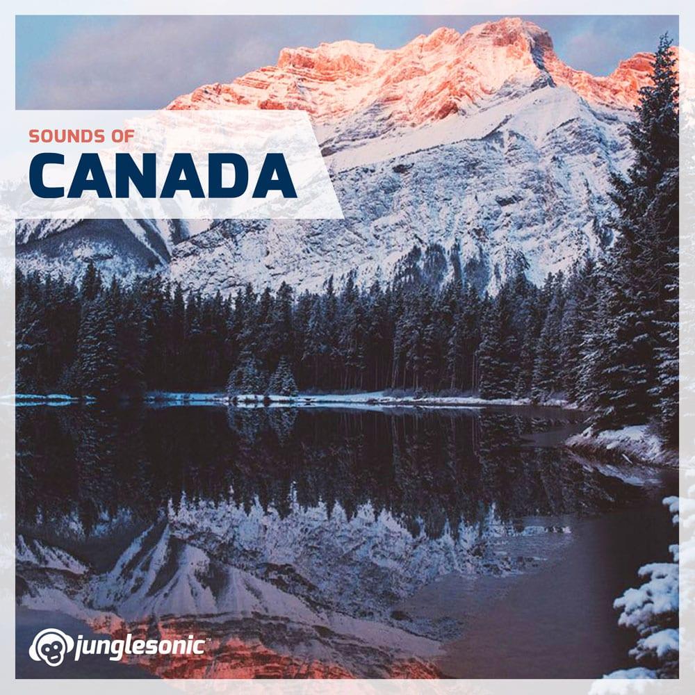 Sounds of Canada - Junglesonic