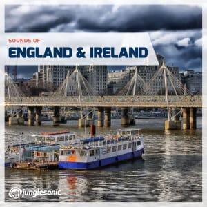 Sounds of England and Ireland - Junglesonic