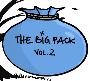 The BIG Pack - Vol.2 - Grid