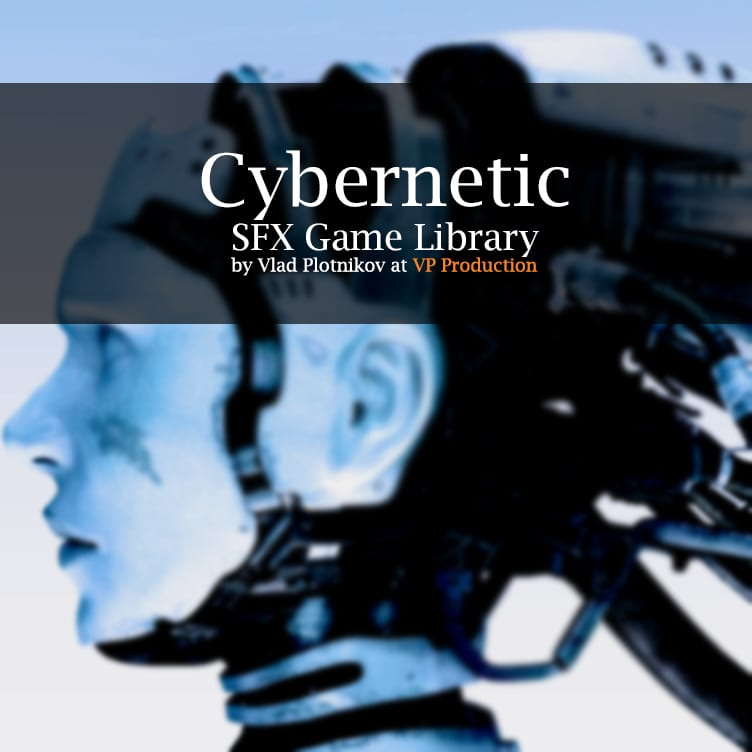 Cybernetic SFX Game Library