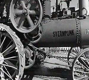 steampunk-300x270-bw