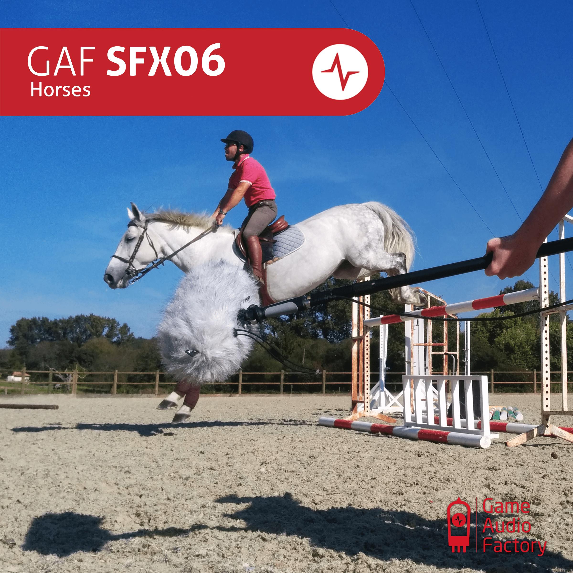 GAF SFX06 - Horses