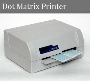 dot-matrix-printer