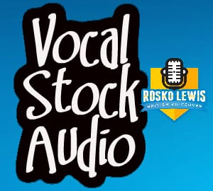 rosko lewis vocal stock audio 2