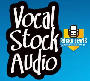 rosko lewis vocal stock audio 2