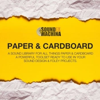 SoundExPaper-Sound Effects