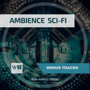 Ambience Scifi Vol.1 Cover