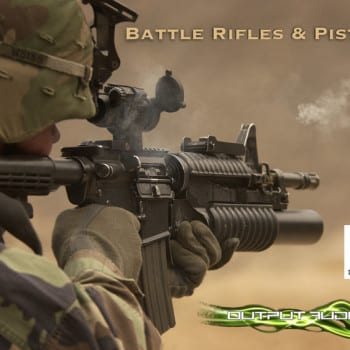Battle+Rifles+&+Pistols